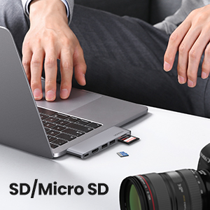 Read SD/TF Cards Simultaneously