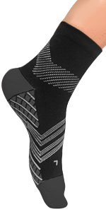 planter fasciitis support ankle socks men