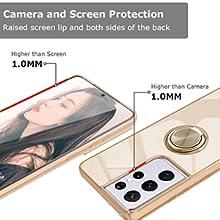 Galaxy S21 Ultra kickstand case dual layer