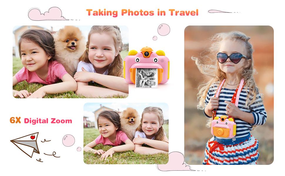 Travel print photos