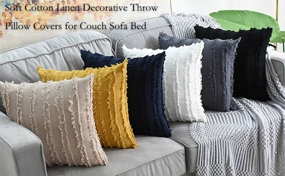 pastel cheap neutral plain 20x20 fluffy throws couches clearance pack best sets by coverage bright