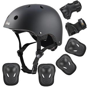 Kid helmets and pads