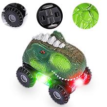 Dinosaurio Coche