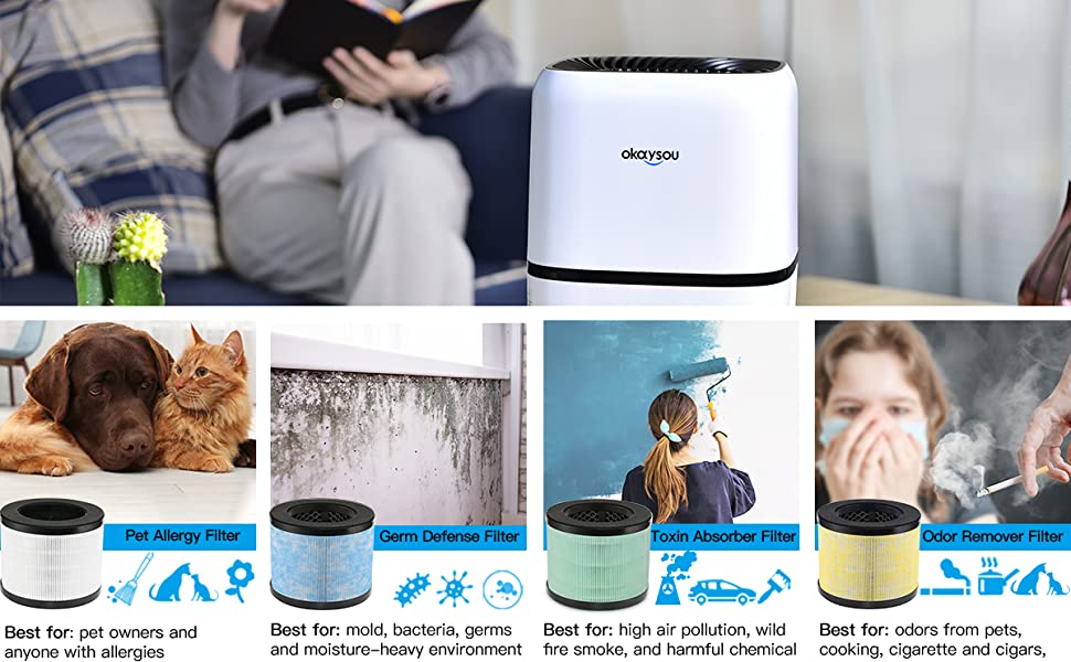 air purifiers for pets