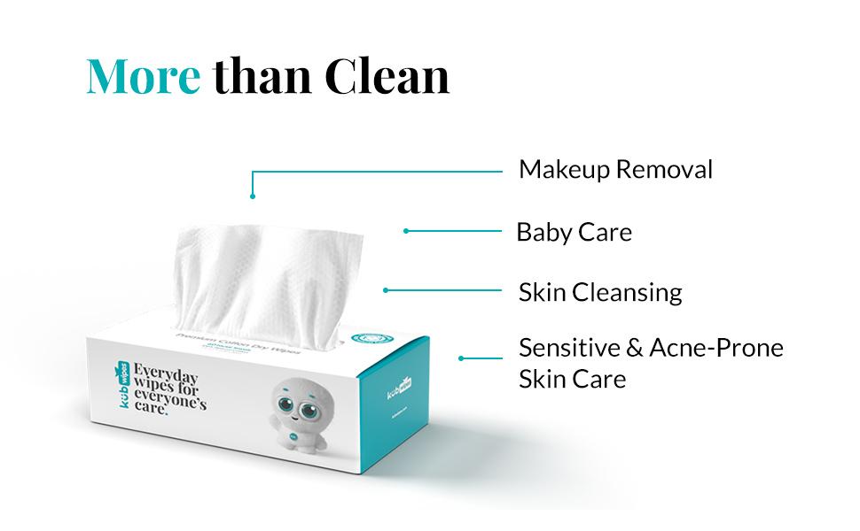 More than Clean