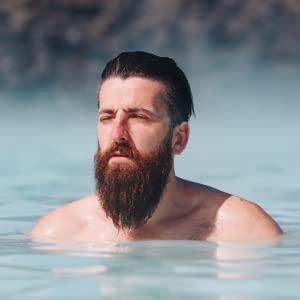Beard Oil for Gentlemen growth balm-s comb-s shampoo care conditioner-s straightener-s wash