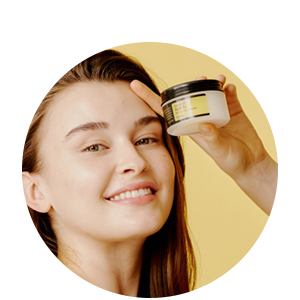 Snail cream for repairing moisturizing hydrating age defying