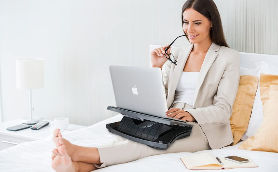 laptop lap pad for meeting office