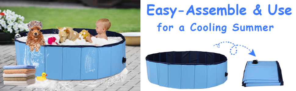 Easy-Assemble&Use