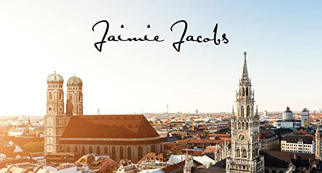 Designed in Munich Germany Jaimie Jacobs