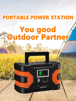 portable power station  200W Peak Power Station, Flashfish CPAP Battery 166Wh 45000mAh Backup Power Pack 110V 150W Lithium Battery Pack Camping Solar Generator For CPAP Camping Home Emergency Power Supply 20e04aa5 8515 4163 bbed 7111f227b67a