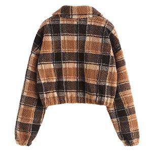 crop top sweatshirt