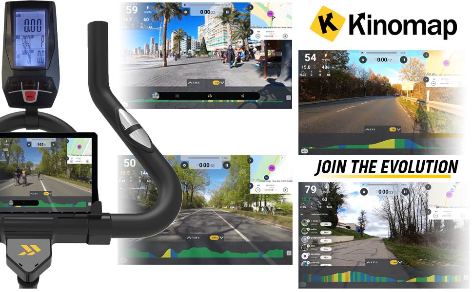 PROGRESSIVE Kinomap