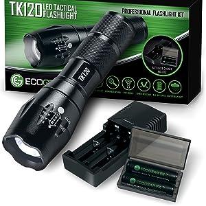 useful flashlight tech gifts for men emergency car kit