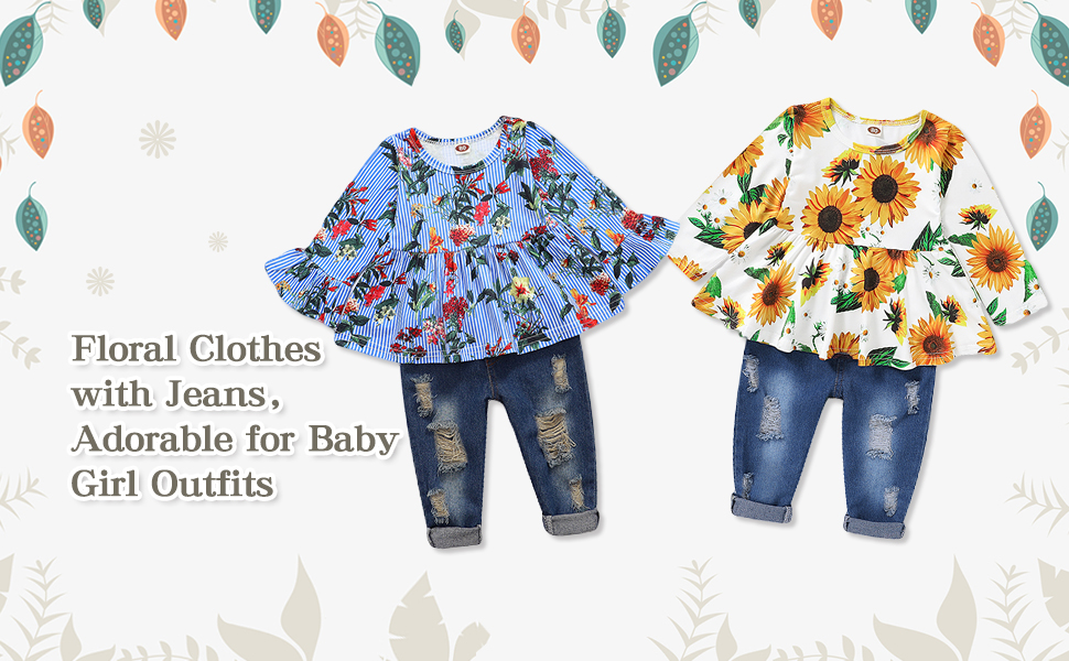 Toddler Girl Outfits
