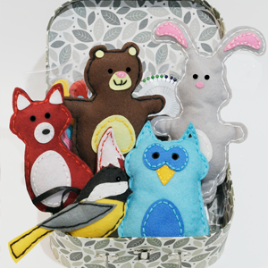 kids craft kits, sewing kits for kids, gift for girl ages 7 8 9 10 11 12
