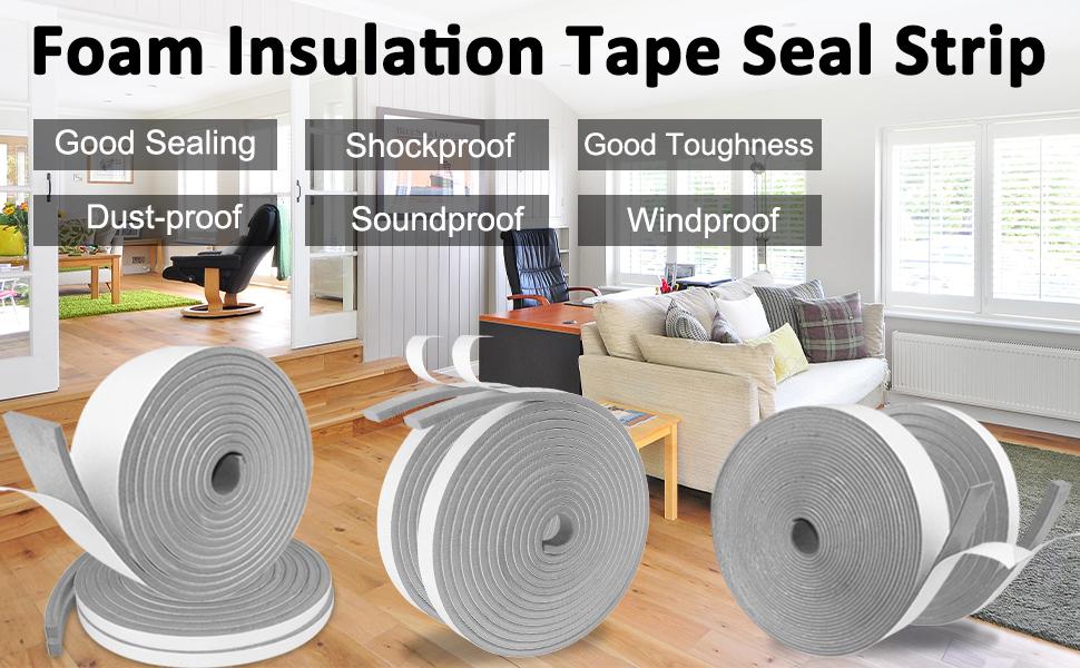 Foam Insulation Tape Seal Strip