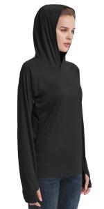 Women's Sun Protection Hoodie