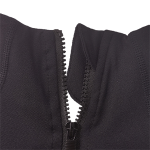 STAND-UP COLLAR FITNESS JACKET