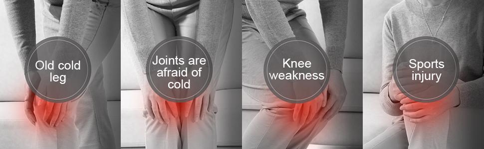 knee heating brace