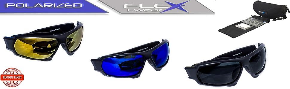 matte full frame shades blue black work xl sun glasses tr90 case