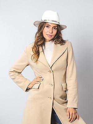 winter felt hats women fedora