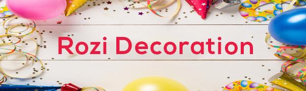birthday balloons for decoration