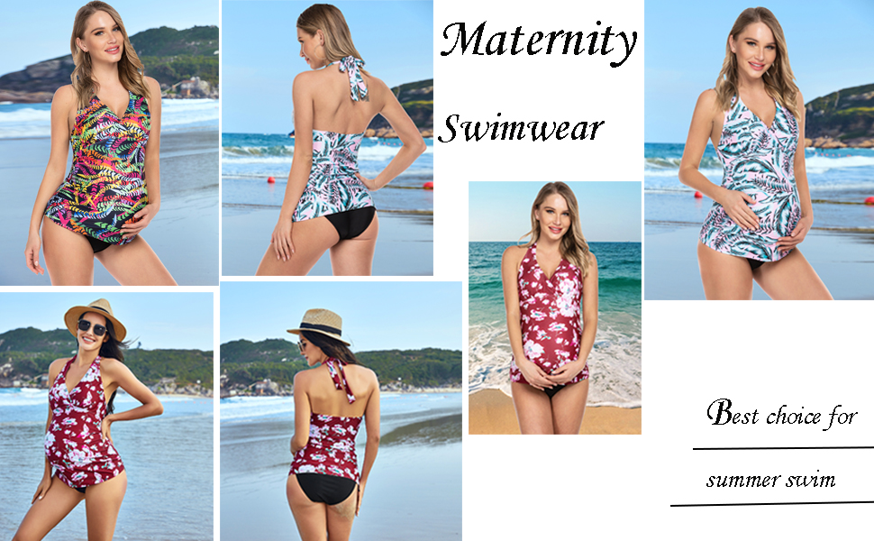 maternity bikini sets