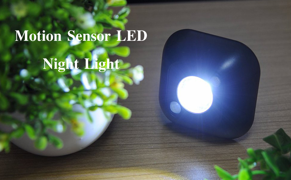 Induction sensor light