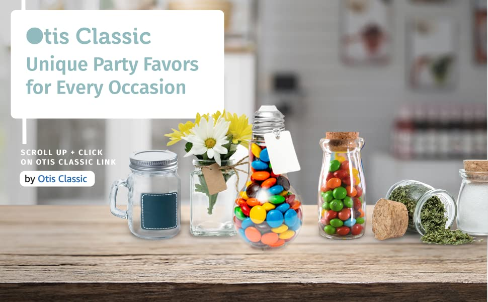 Otis Classic Unique Party Favors for Every Occasion