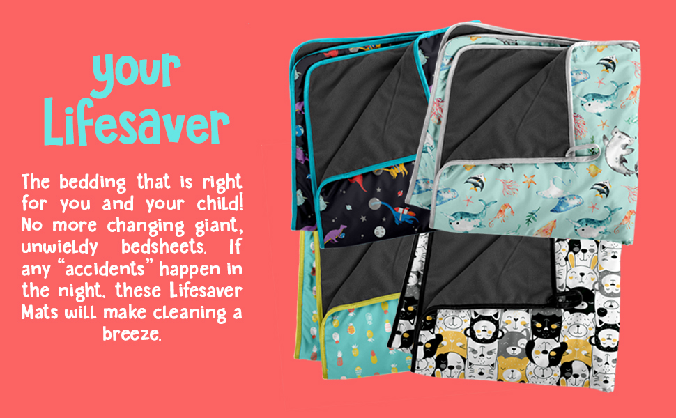 Travel Mat Station A-Pineapples Compact Lil Helper Life Saver Charcoal Change Mat Print - Changing Pad