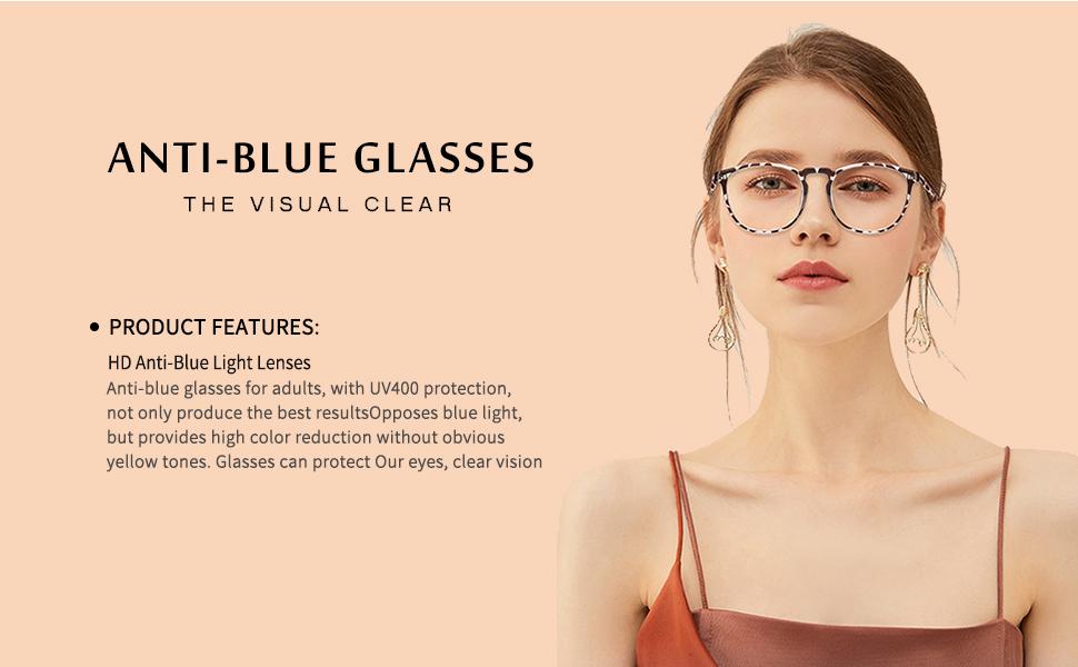 PAZELY blue light glasses