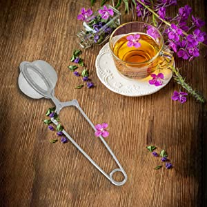 Nice tea strainer