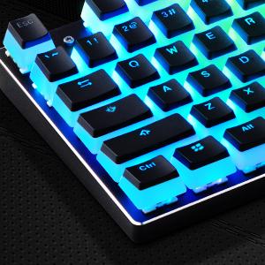 backlit keycaps