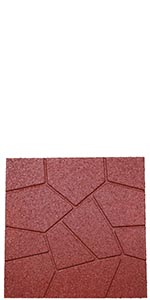 Red Brick dual sided paver