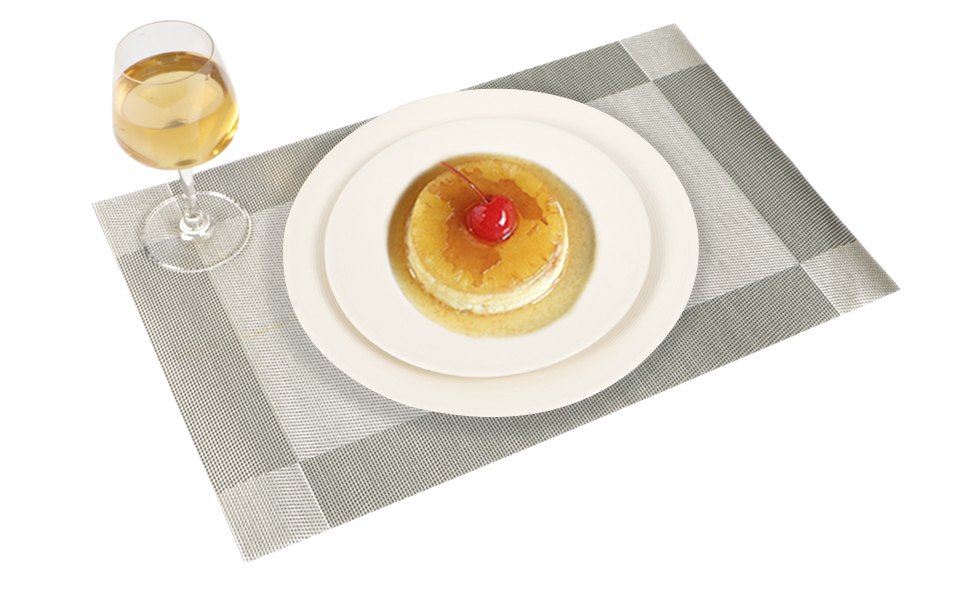 table placemats, table mat set, dining table mat, placemats set of 6, 6 placemats,dinning table mat,