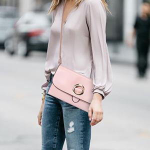 convertible women clutch purse