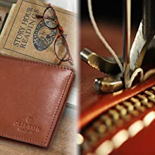 minimalist wallet clifton heritage excellence of craftsmanship