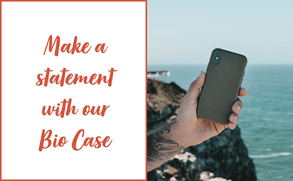 Make a statement with our Bio Case