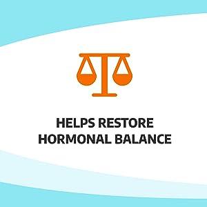 Helps Restore Hormonal Balance