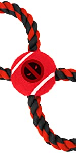 Deadpool Rope Toy