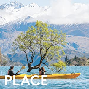 New Zealand landscape with Manuka farm in background