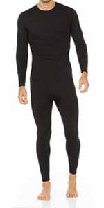 Thermajohn Men Thermal Underwear Set