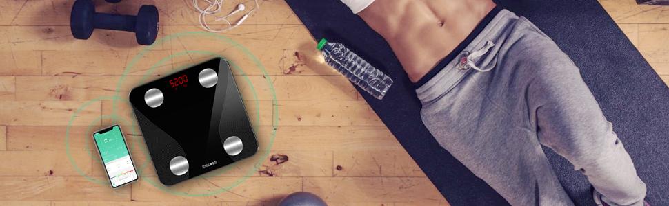 körperfettwaage testsieger 2019 waage körperfett bluetooth personenwaage körperwaagen digital app
