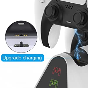 Upgrade Charging Port for easier charging