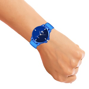 High quality Metal Mesh used for your desire look men watches | Great Indian Festival Special men wa