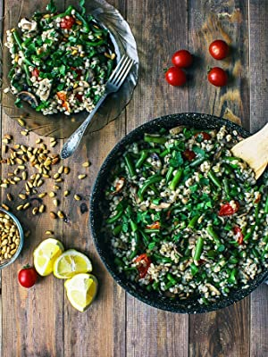 pine recipe, food to live