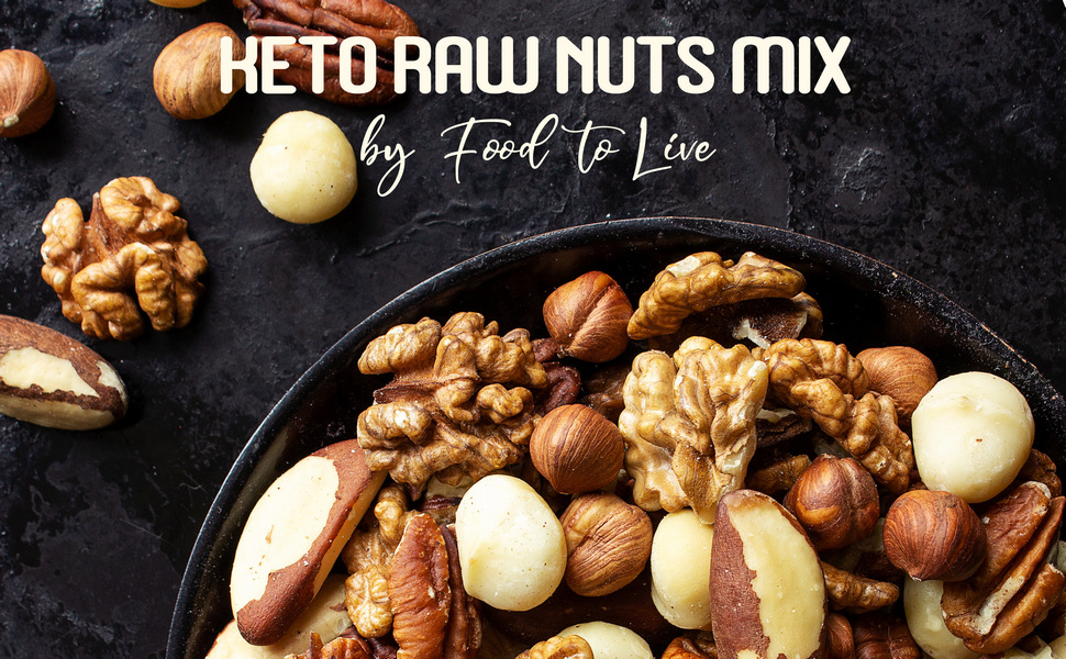 keto mix food to live