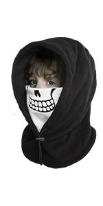 elf costume balaclava face mask