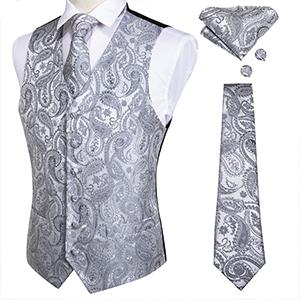 mens gift tie set